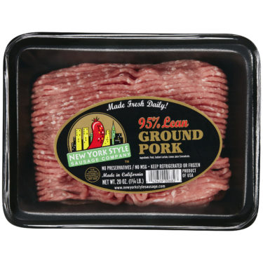 Ground Sausage